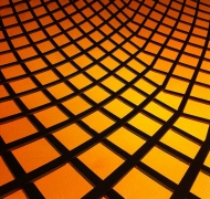 Orange Grid Break