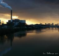 La Défense sur Seine