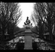 Statue Désemparée